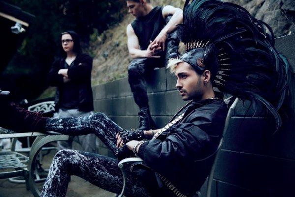 Advocate – Bill Kaulitz de Tokio Hotel : « L'amour n'a rien à voir avec le genre »