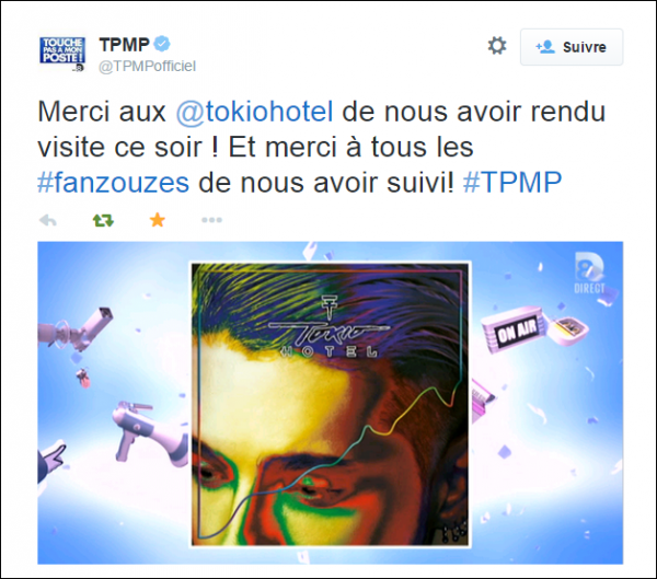 Twitter TPMP