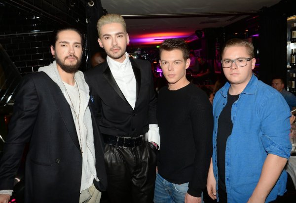 ‪Tokio Hotel‬ Paris Fashion Week