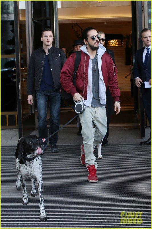 Just Jared – Tokio Hotel appelle au boycott d'une salle qui a restreint leur 'liberté de création'