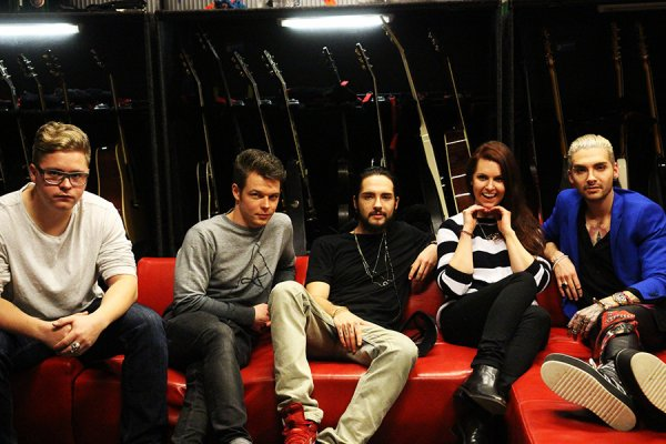 Article-Interview pour amypink.de