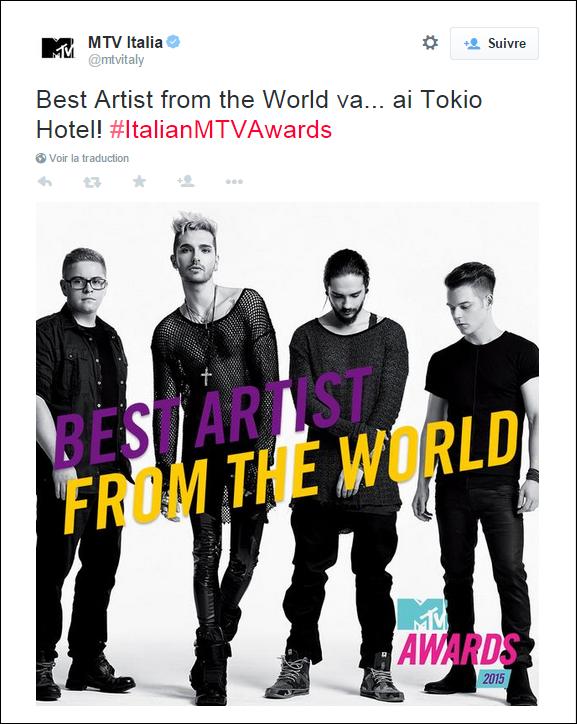 Facebook Tokio Hotel...Twitter Tokio Hotel