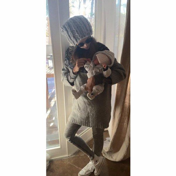 mauro icardi  et sa fille francesca