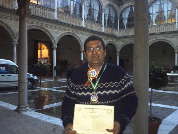 CAMPEONATO REGIONAL ORNITOLOGICO DE ÚBEDA FOA 2011