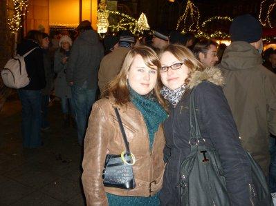 Marché de Noël à Aix: 18-11-2010