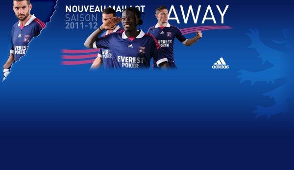 Maillot Away 2011-2012