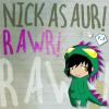 Nickasaur-Rawr