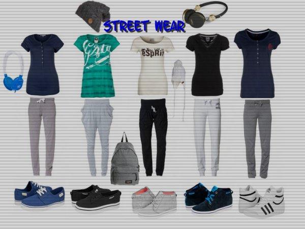 Street Wear <3