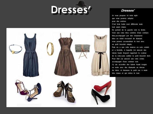 Dresses'