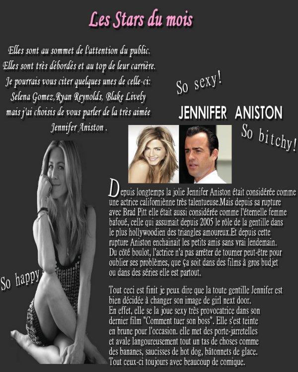 Jennifer Aniston plus branché que jamais!