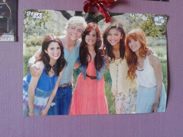 Tous mes posters de Ross