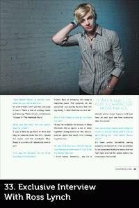 Le magazine Glamoholic du mois de Juillet est sorti!