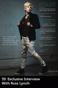 Le magazine Glamoholic du mois de Juillet est sorti! Suite