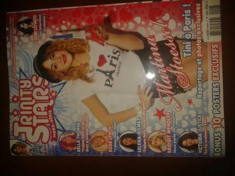 Le nouveau Stars Live est enfin arrivée + Trinity Stars Hors Serie