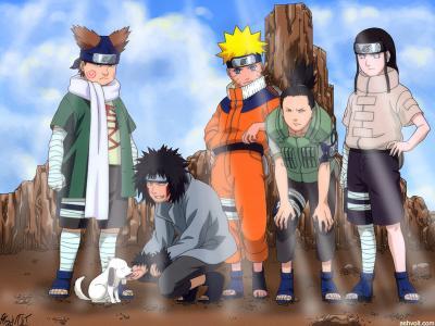 Naruto,Shikamaru,Neji....??