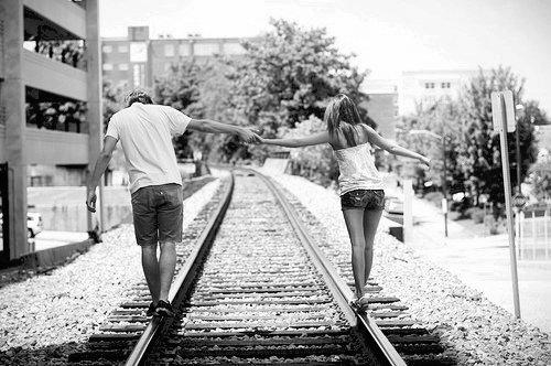 « L'amour, c'est comme si jamais on n'avait respiré. » de Georges Perros
