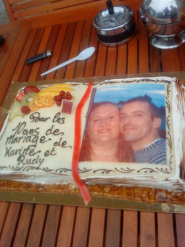 10 ANS MARIAGE DE MA TENTE EST MON ONCLE