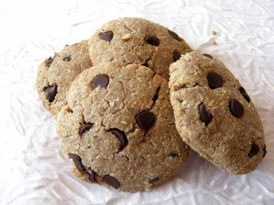 Cookie choco-noix de coco