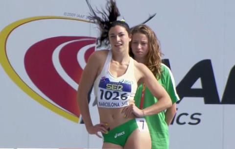 Michelle Jenneke, la sprinteuse la plus sexy du monde !! :pp ♥