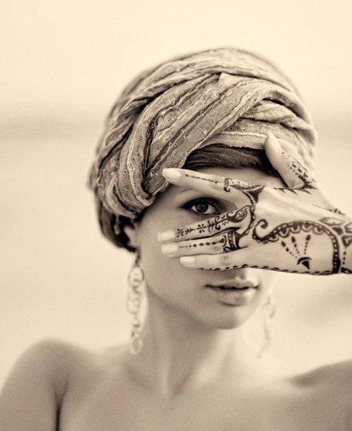 Beauté modestie chez les femmes et de la vertu dans l'homme