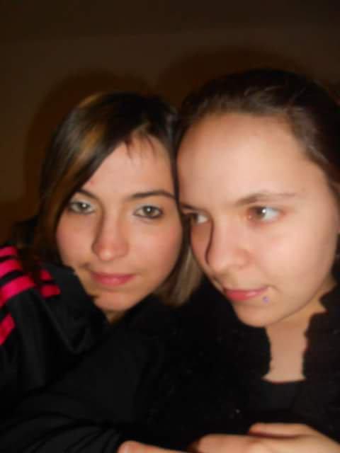 Moi avant et ma folle de soeur