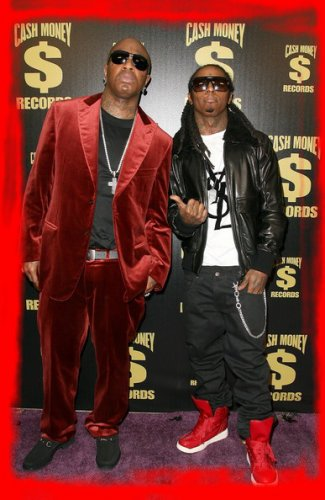 Bienvenue A  Cash-Money-World ! LiL Wayne & Birdman *