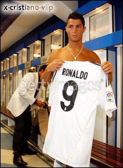 c ronaldo 2010