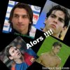 c.ronaldo et kaka et messi et movic