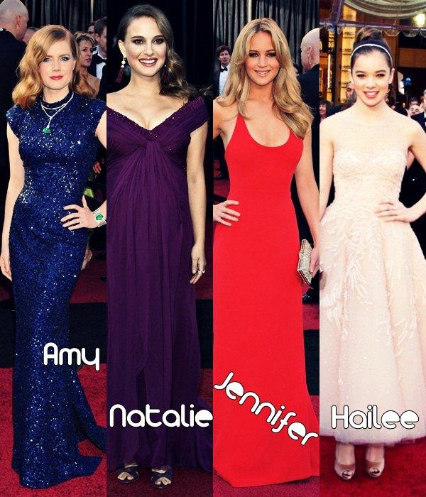 Qui a été la plus belle aux Oscars 2011 ?