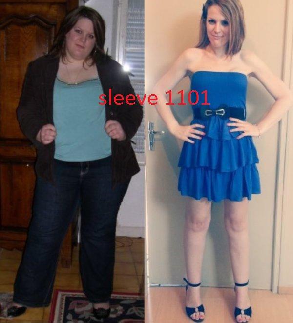 Manon, 24 ans, 1m73 et obèse!