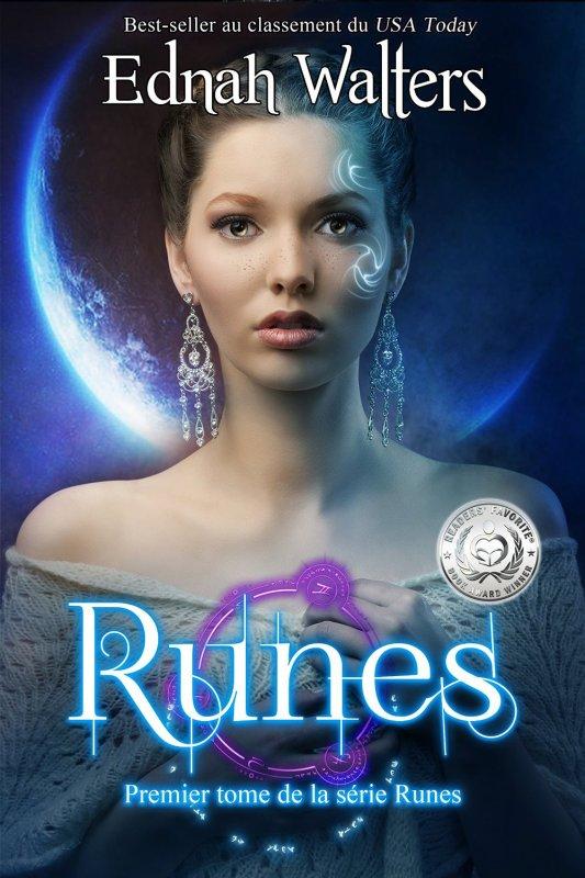 Runes, Tome 1 de Ednah Walters