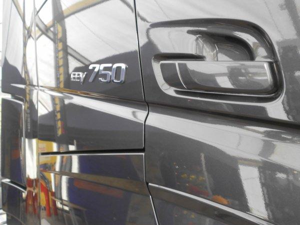 Nouveau Fh 16.750 chevaux