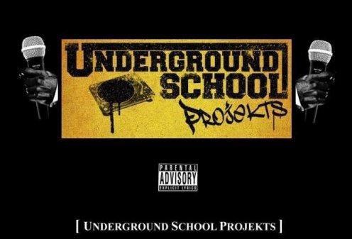 --- [ UNDERGROUND SCHOOL PROJEKTS ] ---