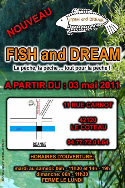 fish and dream