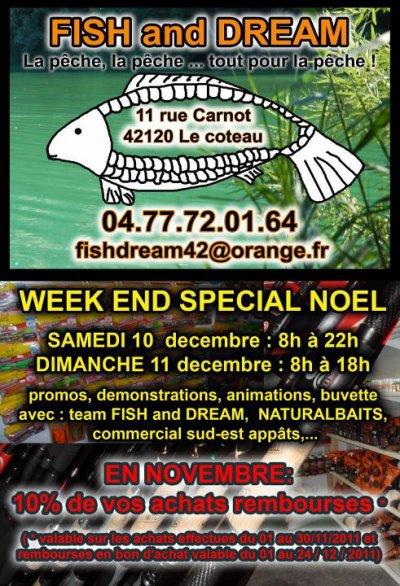 week end speciale noel