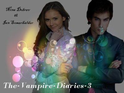 Damon et Elena !!!