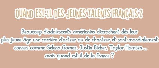 Les Stars françaises..