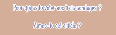 Les AboutNewsMusic awards !
