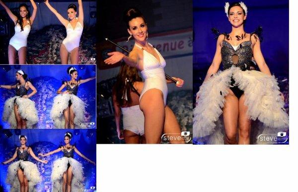 Show Miss France : la première !