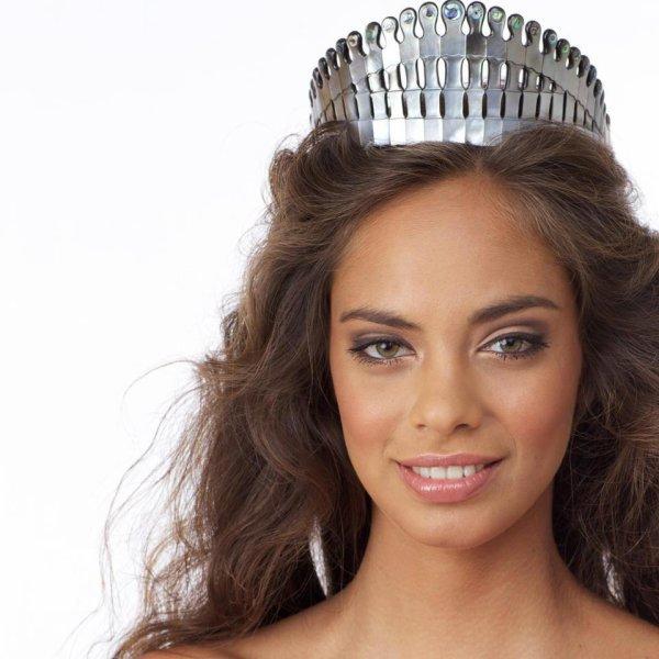 Hinarani pour Miss Univers !