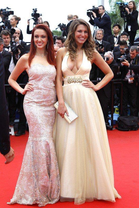 Delphine, Laury et Sonia au Festival de Cannes !