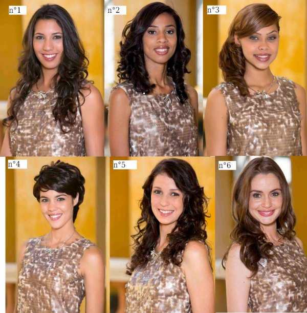 Election de la Miss Réunion du blog !