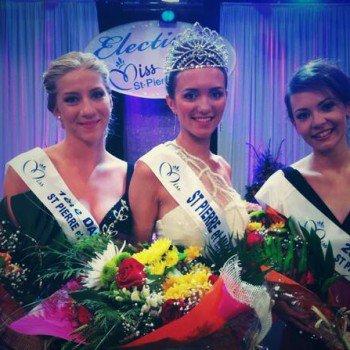 Venez découvrir Miss Saint-Pierre et Miquelon 2013 !