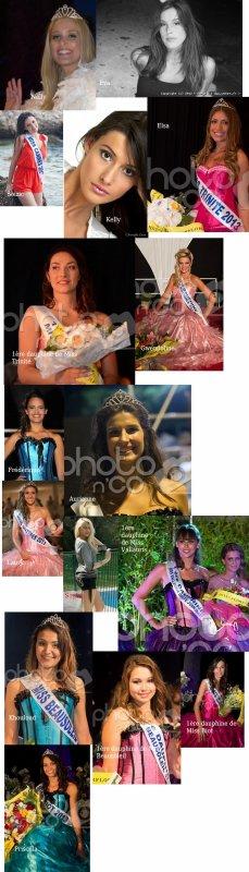 Election de la Miss Côte d'Azur du blog !