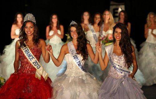 Venez découvrir Miss Côte d'Azur et la Miss Côte d'Azur du blog !