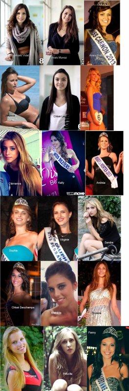 Election de la Miss Languedoc du blog !