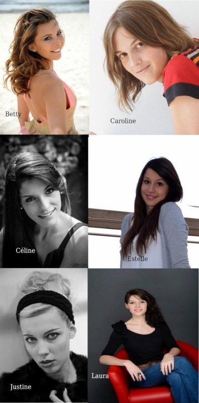 Election de la Miss Poitou-Charentes du blog !