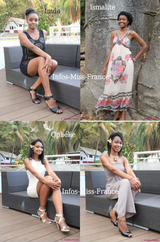 Election de la Miss Mayotte du blog !