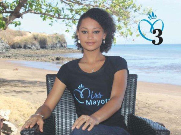 Découvrez Miss Mayotte 2013 et la Miss Mayotte du blog !