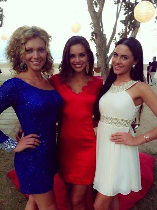 Marine à Miss World !!